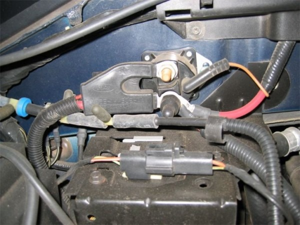 1999 Ford F150 Starter Wiring Diagram