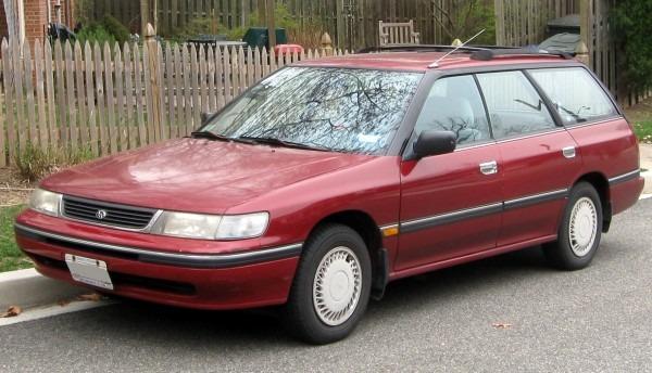 1993 Subaru Legacy Wagon