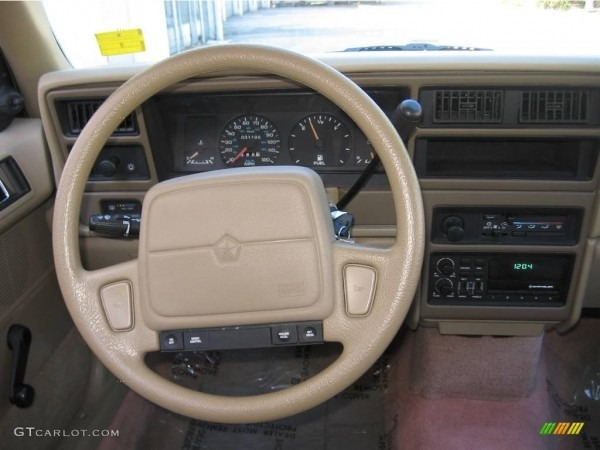 1991 Plymouth Acclaim – Pictures, Information And Specs