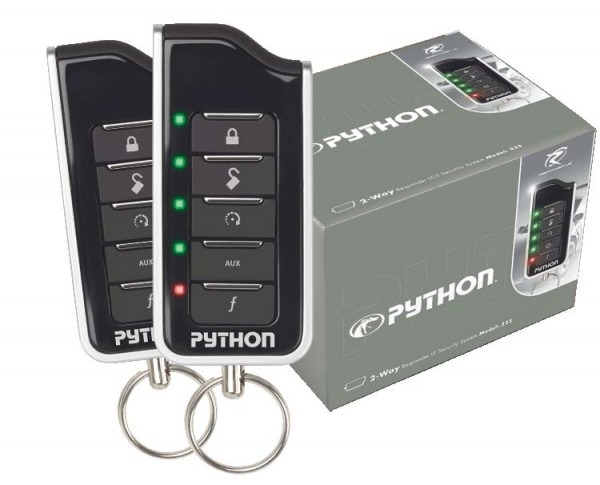 Python Car Alarm Wiring Diagram For