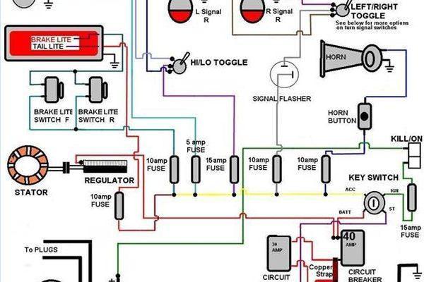 Basic Auto Wiring Diagram
