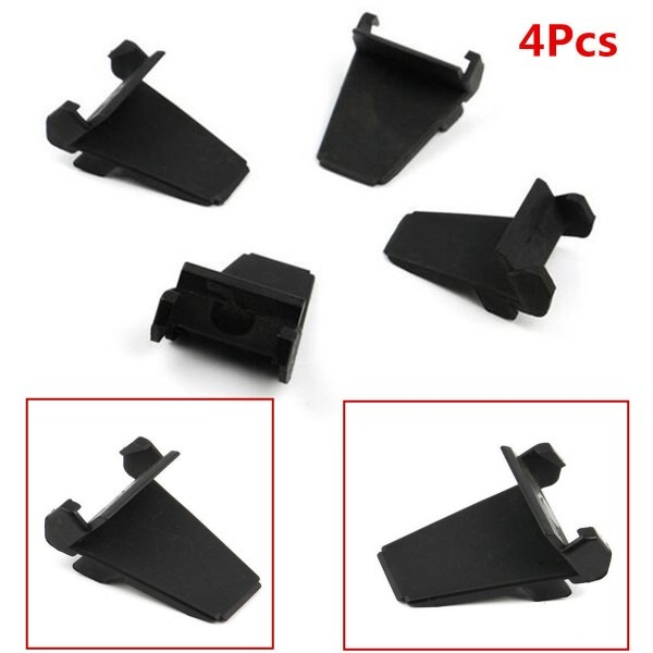 4xplastic Insert Jaw Clamp Protectors For Triumph Rim Clamp Tire