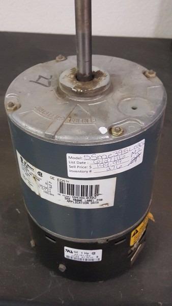 Ge Ecm Programmable Motor 5sme39sl0253 And Trane Module Mot09255