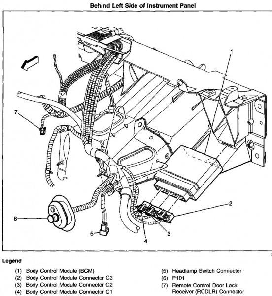 2002 Impala Headlights