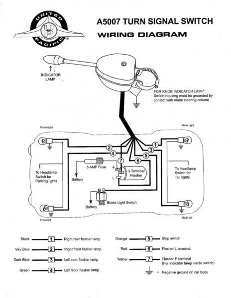 Signal Stat Wiring Diagram