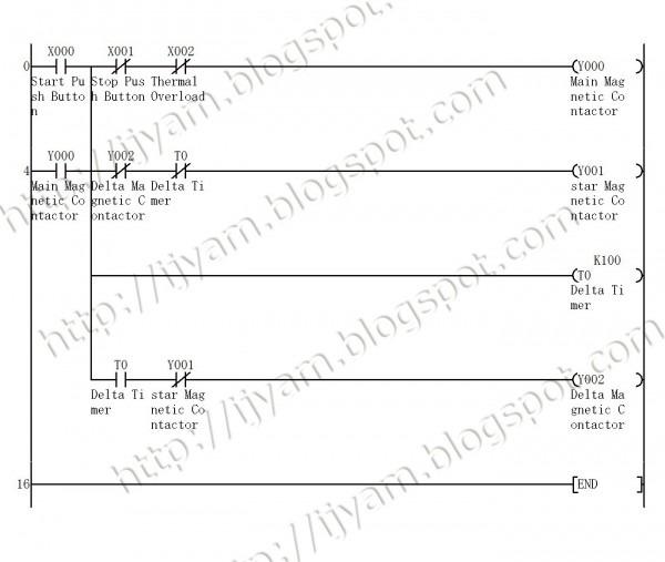 Star Delta Control Wiring Diagram