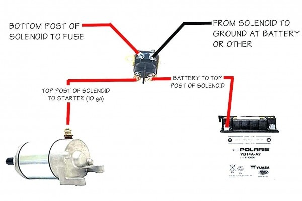 How To Wire A Solenoid