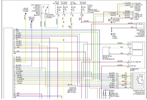Subaru Outback Wiring Diagram from www.tankbig.com