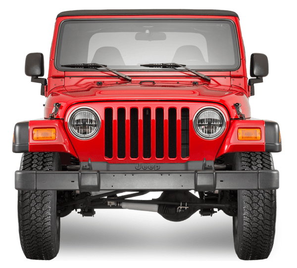 1995 Jeep Wrangler Body Parts