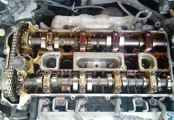 Mazda 6 Engine Replacement