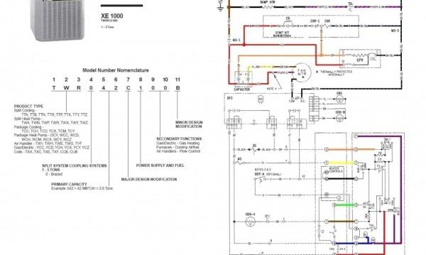 Trane Xe1000 Wiring Diagram Mastertopforum Me Extraordinary At