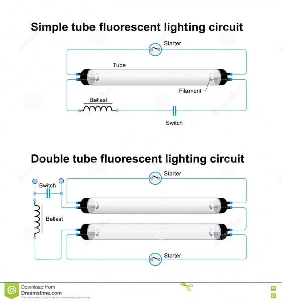 Single Light Wire Diagram