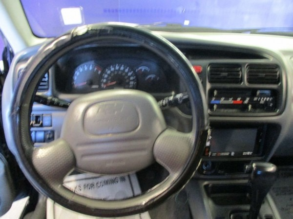 2001 Used Chevrolet Tracker 4x4 Zr2 4dr Ready For Winter At Choice