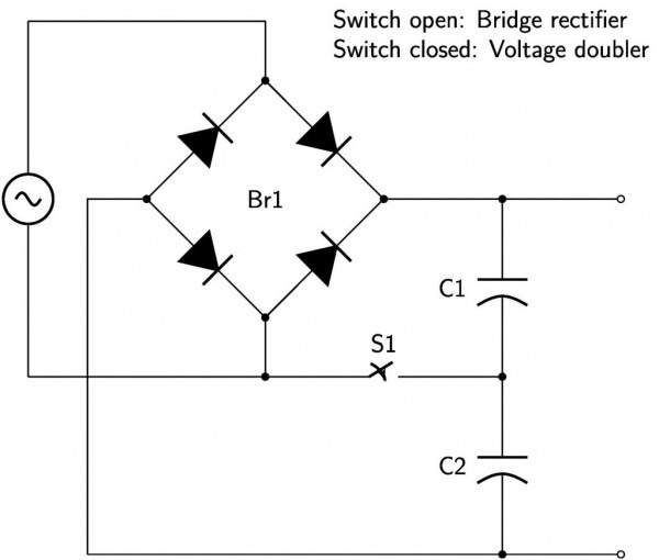 Wiring Diagram For Rectifier Tube