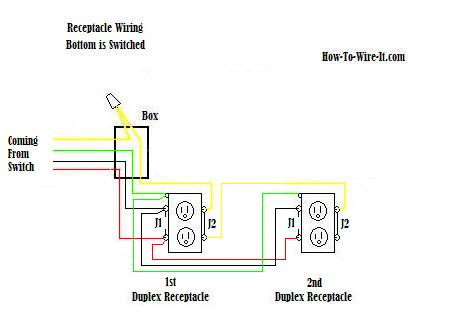 220v Ac Plug Wire Diagram