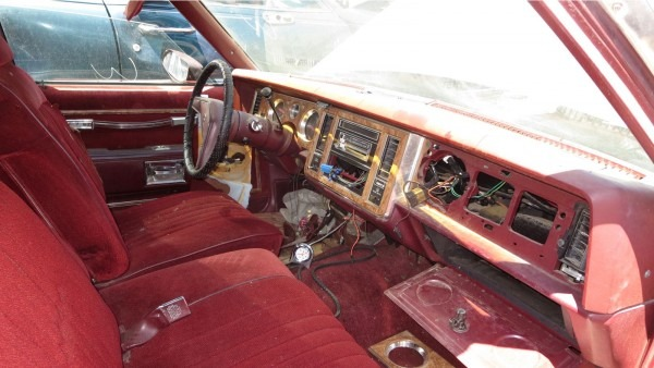 Junkyard Gem  1983 Buick Lesabre Estate Station Wagon, Rocky