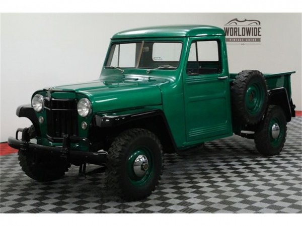 1956 Willys Pickup For Sale