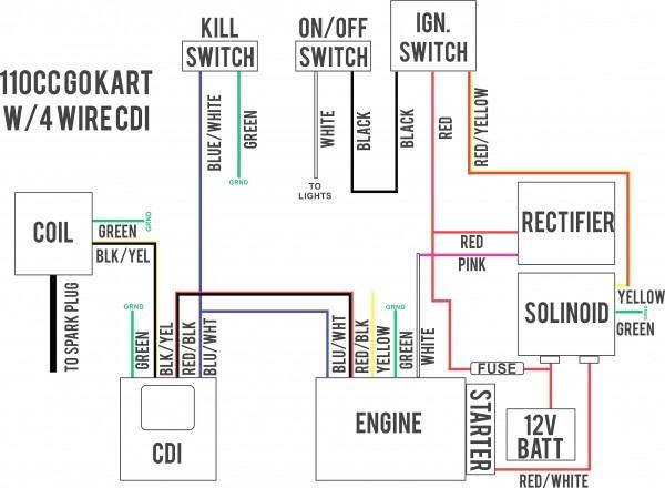 Yamaha Quad Wiring Diagram