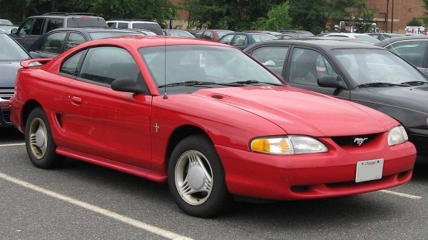 Ford Mustang (fourth Generation)