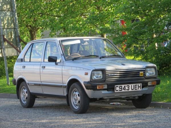 1985 Suzuki Alto Fx