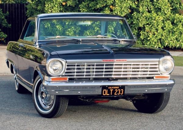 Driving Impressions  1964 Chevrolet Chevy Ii Nova Ss
