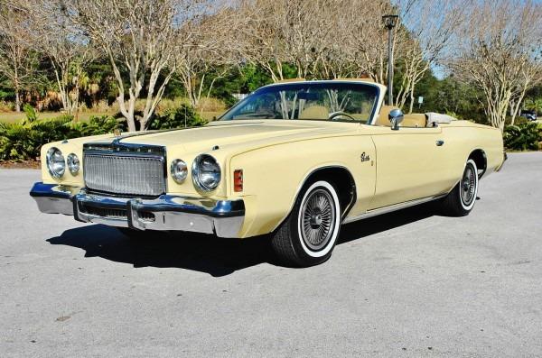 77 Chrysler Cordoba