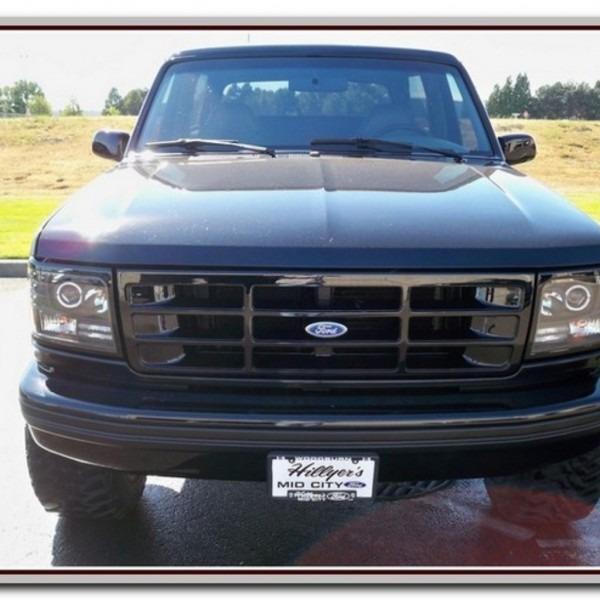 1993 Ford F150 Headlights