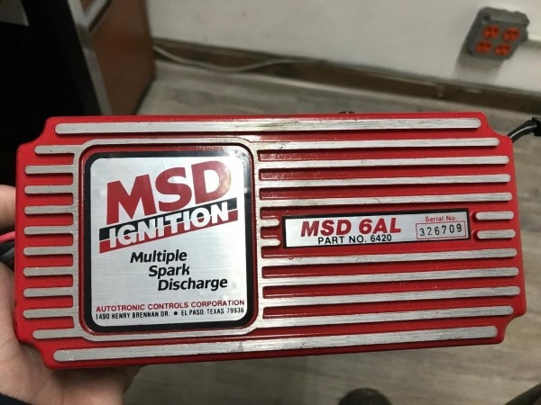 Msd 6al 6420