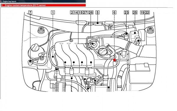 96 Jetta Engine Diagram