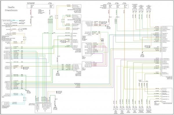 2005 Chrysler 300 Wiring Diagram