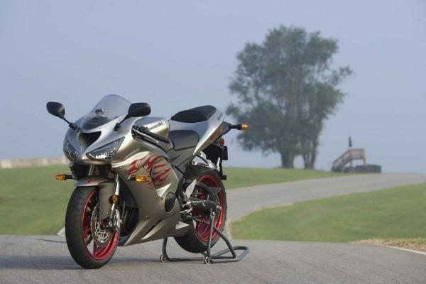 2006 Kawasaki Ninja Zx
