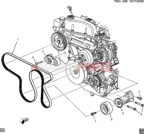 Gmc Engine Parts Diagram