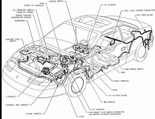 2002 Saturn Vue Engine Diagram