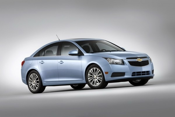 Gm Prepping U S  Buyers For The 2011 Chevrolet Cruze Eco