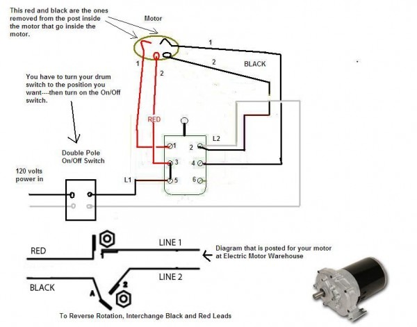 115V Motor Wiring Diagram from www.tankbig.com