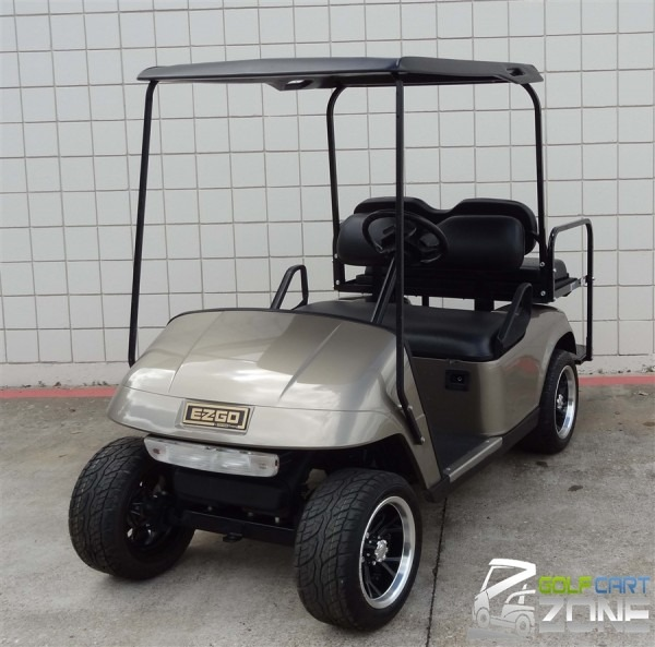 Ezgo Txt 4 Pass Electric Golf Cart