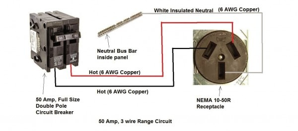 220v Receptacle Wiring