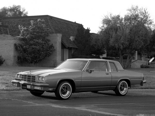 1983 Buick Lesabre Limited Coupe