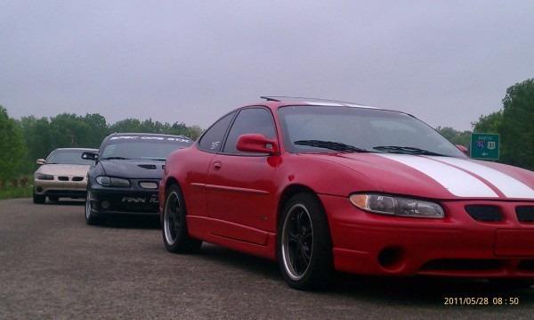 1997 Pontiac Grand Prix Gtp 1 4 Mile Trap Speeds 0