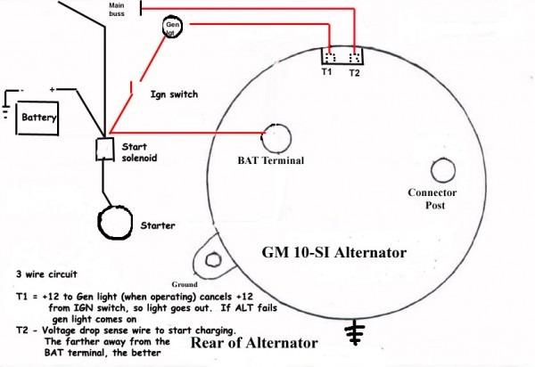 Gm Alt Wire Diagram