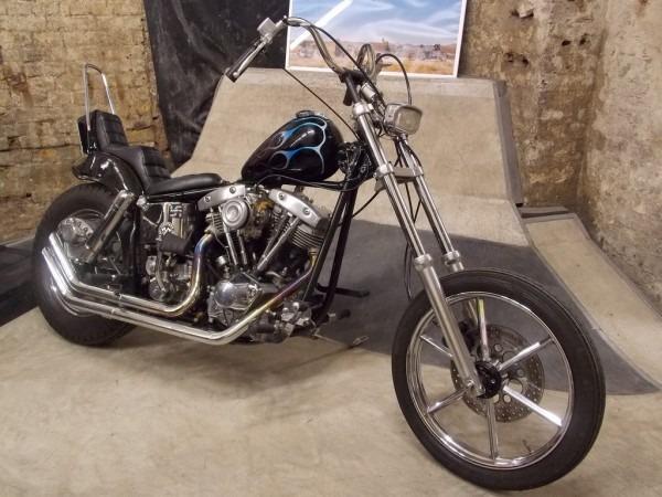 C 1970s Harley