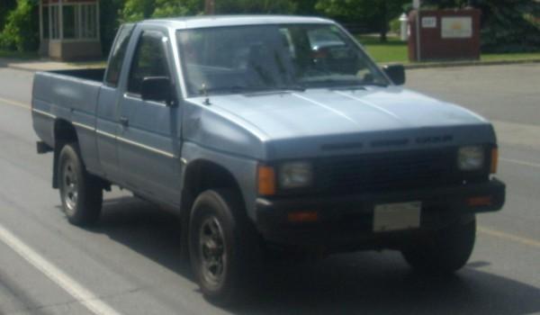 Nissan Hardbody Truck – Wikipedia