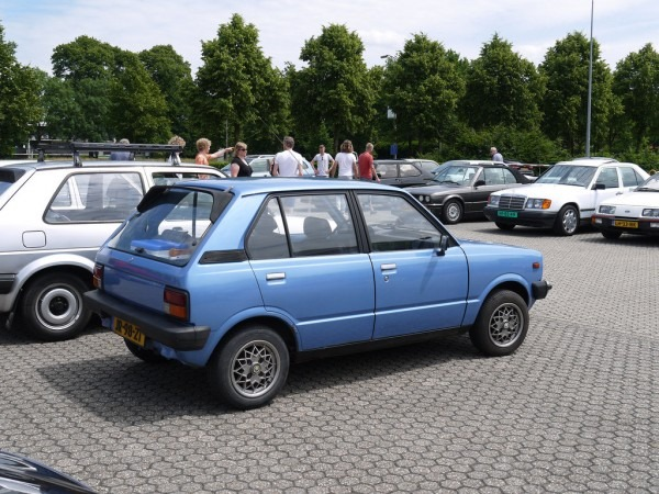 Suzuki Alto Fx Automatic 1983