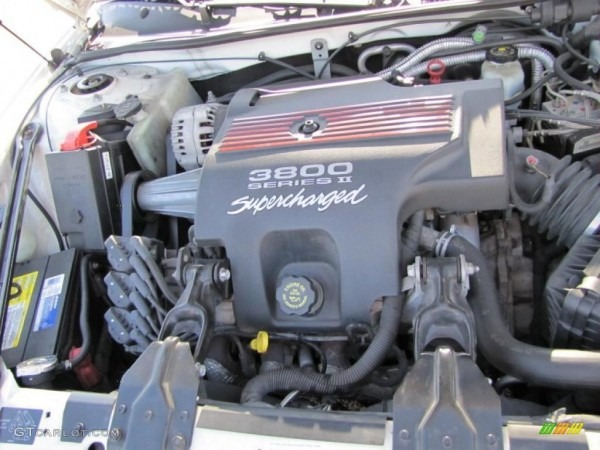 1999 Pontiac Grand Prix Gtp Coupe 3 8 Liter Supercharged Ohv 12