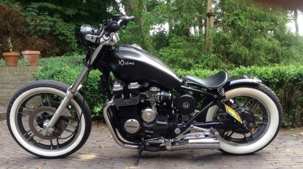 Honda Nighthawk 650 Bobber  Tekoop  Aangeboden In De Groep Van