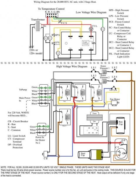 480v To 120v Control Transformer Wiring Diagram