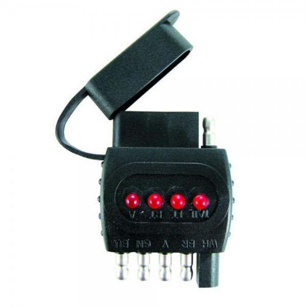 4 5 Pin Trailer Harness Checker