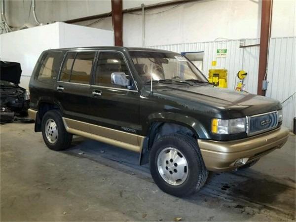 1992 Isuzu Trooper For Sale