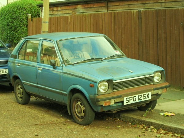 1982 Suzuki Alto Fx