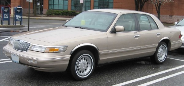 1997 Mercury Grand Marquis Photos, Informations, Articles